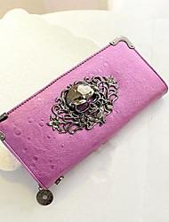 Casual-Clutch / Evening Bag / Wallet-PU-Women