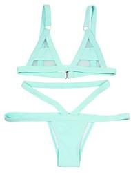 Women's Sexy Swimsuit Classical  Bikini Swimwear ZY200-J