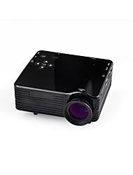 Newest Upgrade 3D Beamer LED Electric Zoom Portable Video Pico Micro Small Mini Projector HDMI USB AV VGA TV