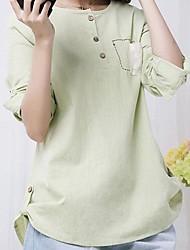 mulheres da união t-shirt de manga comprida