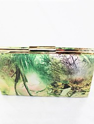 Women's Print Evening Handbags / Clutches (More Colors)