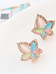 Women'S Shine Beauty All Match Earrings