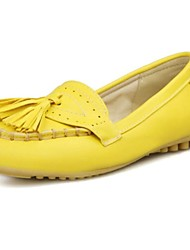 Women's Shoes Round Toe Flat Heel Loafers Shoes More Colors available