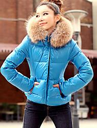 aosibin damesmode ongedwongen warme katoenen jas