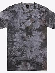 Herren-Rundhalsausschnitt Mode Kurzarm-T-Shirt