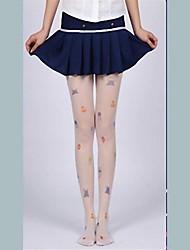Cute Banana Pattern Sweet Lolita Stockings