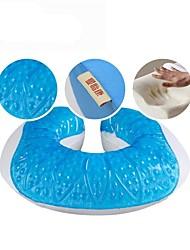 Cool Pillow U Shape Neck Rest Pillows Nap Travel Neck Flight Pillows 31*30*10cm Car Relax Bed Foam Gel SZ27
