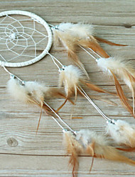 Beige Indian Style Dream Catcher