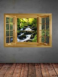 3d наклейки наклейки на стены, пейзаж декор виниловые наклейки для стен