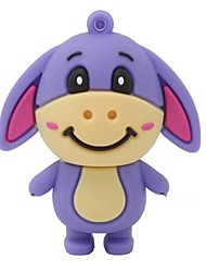 16gb cartoon eeyore usb 2.0 flash pen drive