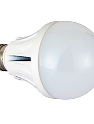 E26/E27 9 W 18 SMD 5730 780 LM Cool White Globe Bulbs AC 85-265 V