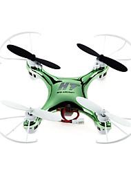 ht F803 Headless Mode Autorück 3D-360-Grad-4-Kanal 2,4 GHz mit 6-Achsen-Gyro Funkfernsteuerung rc nano Quadcopter Hubschrauber