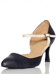 Modern Women's Stiletto Heel Buckle Dance Shoes(More Colors)