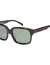 Wangcl Polarized Square Acetate Fashion Sunglasses