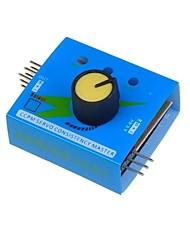 neewer® servo tester consistência cepm mestre verificador 3ch 4.8-6v