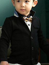 Boy's Cotton Suit & Blazer,Winter / Fall Solid
