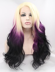 Capless Long Sythetic Fashion Long Hair Wig