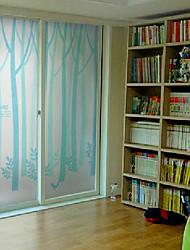 """60 * 80 centímetros (24 """"w * 31"""" l) película de vidro comercial - chen lu"""