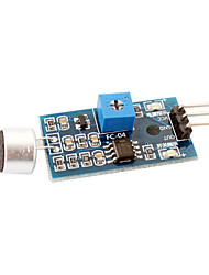 DIY Sound Sensor Module for (For Arduino) (Works with Official (For Arduino) Boards)