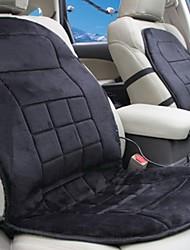 lebosh®car llama calefacción esponja retardante cojín del asiento añadir paño con suave siesta de dos plazas