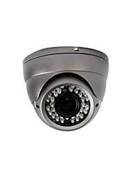 большой 720p ИК купольная IP-камера с В. Ф. линзы
