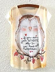 Women's Brid Print T-shirts