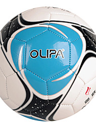 OLIPA Standard 4# Black Game and Training Football
