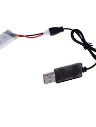 Neewer RC Spare Part 3.7V Lipo Battery Charger USB Charging Cable for H107L H107D H107C