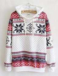 Women's Long Sleeve Sweatshirt  Jumper Top T-shirt