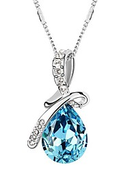 Women's Fashion Crystal Necklace