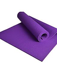 Yoga Mats ( Azul , pcv ) - 8.0