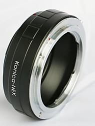 Konica AR объектив Sony NEX NEX7 nex5n NEX5 Nex3 NEX-VG10 электронной крепление объектива адаптер