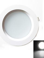 zweihnder проводки 9W 800lm 5500-6000k 22x5730 SMD светодиодов белого света потолочный светильник (AC 220-240В)