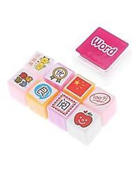 10 Pack Animal Stamp Set