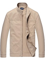 Men's 100% Cotton Casual Jacket