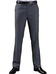 Pants Polyester/Fleece Dark Grey