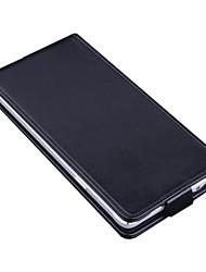 la conception de la qualité de la mode en cuir artificiel pour elephone p8 pro