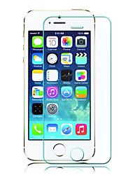 ultra delgado 0,3 mm 2,5 d prueba de explosión de vidrio templado para el iphone / 5 / 5s / 5c película protectora protector de pantalla