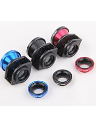 3 in 1 Camera Lens Kit Fish Eye + Wide Angle + Macro for Apple iPhone 5S 5