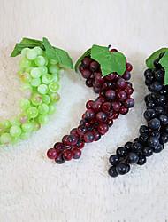 85grains de uvas frutas decorativa