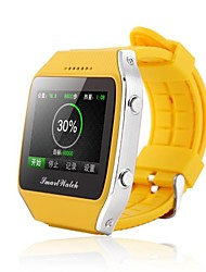 UPAD3 Wearables Smart Watch ,GPS/Hands-Free Calls/Media Control/Message Control/Camera Control for Android/ iOS