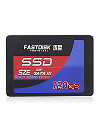 "FASTDISK SZE120GB 120GB 2.5"" Solid State Disk (SSD) Internal Hard Drive SATA III for Laptop"