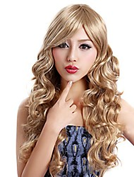 European and American Fashion Big Waves Cosplay Wig