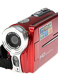 RICH® HD 720P 5MP 16x Zoom DIGITAL VIDEO CAMERA CAMCORDER DV Red