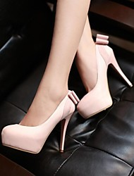 Women's Shoes Stiletto Heel Round Toe Pumps Dress Shoes More Colors Available