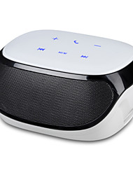 braudel® stéréo, une excellente qualité sonore, le choc de basse binaural Bluetooth Speaker