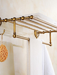 Antique Antique Copper Wall Mounted Towel Bars