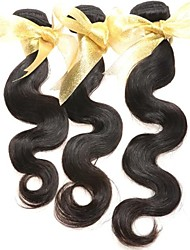 Unprocess Virgin Indian Hair Body Wave Bundl 6A Indian Wavi Virgin Hair 3pcs Virgin Indian Hair Human Hair Extens Weave