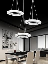 Lampade a sospensione putian ™ condotto moderno / soggiorno / letto / pranzo / cucina contemporanea metallo acrilico