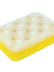 carsetcity lourds éponge jaune / blanc
